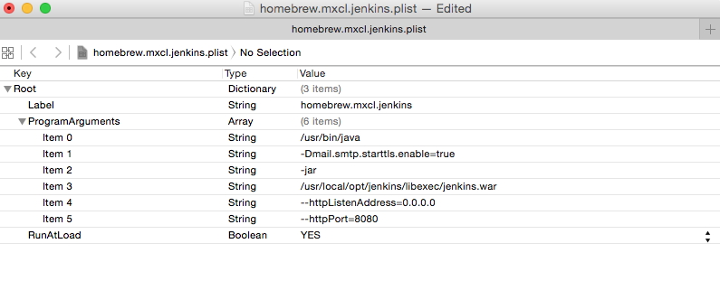 Zymr - plist file