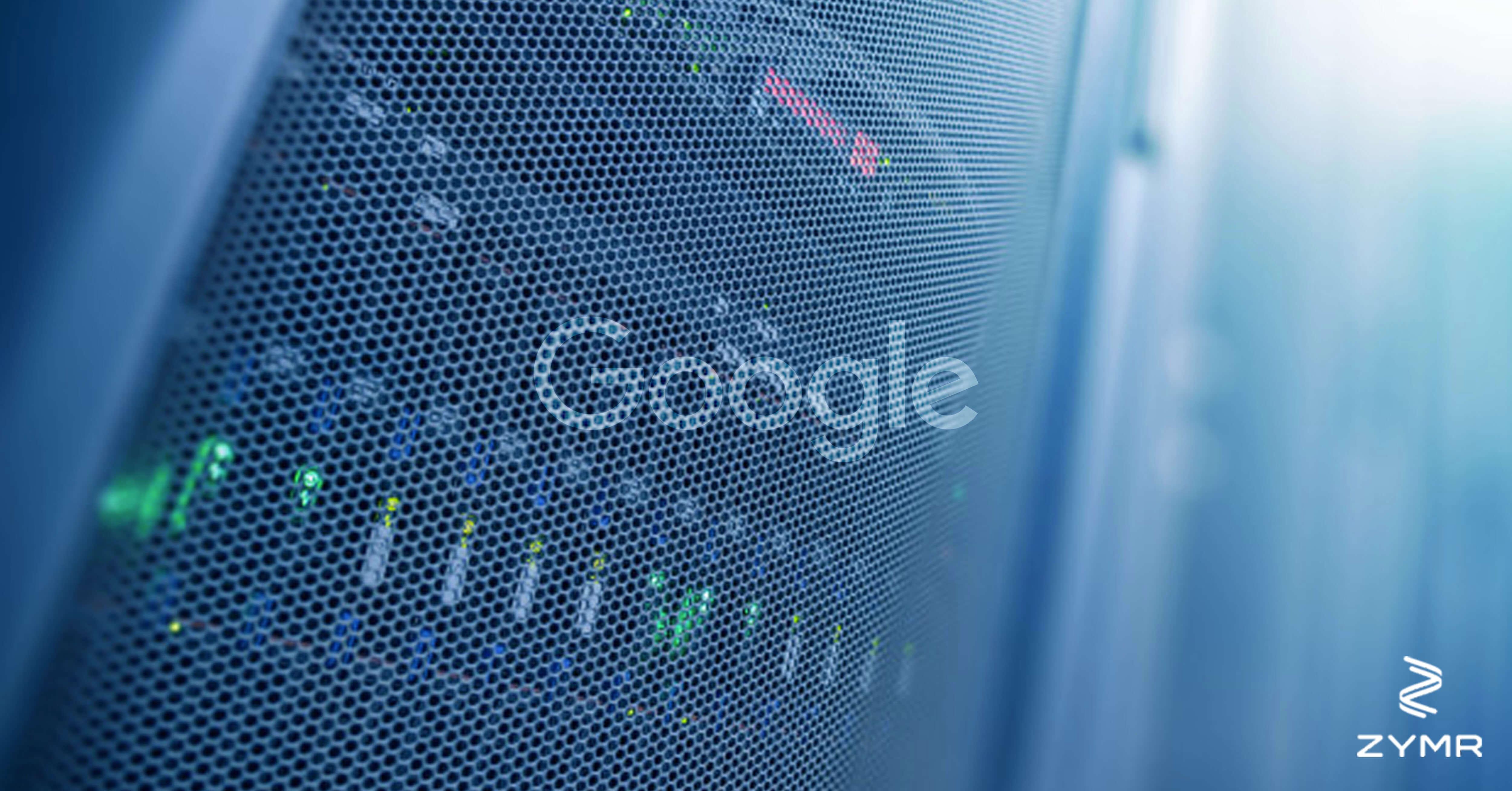 Google's Custom Machine