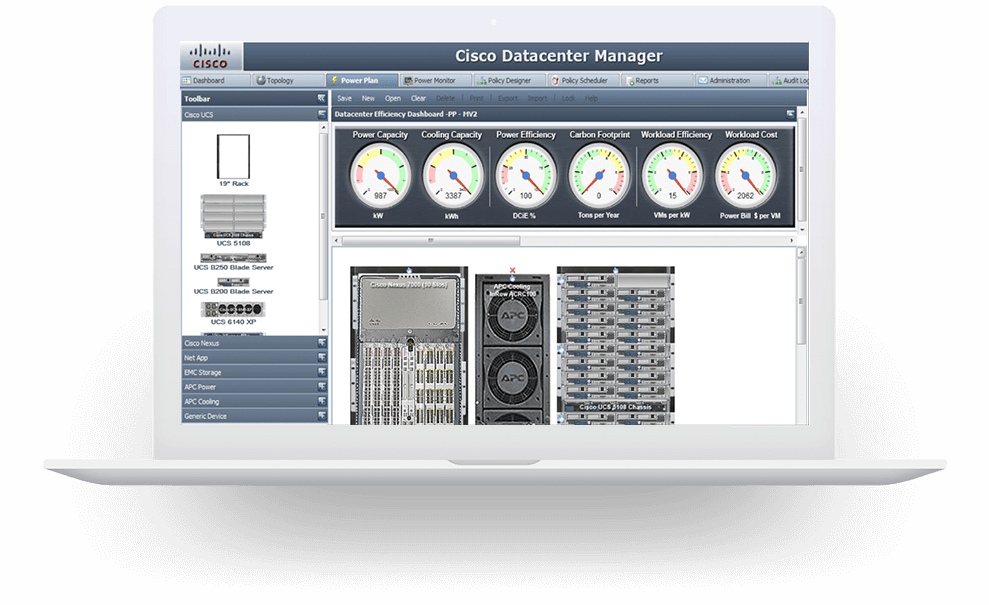 Cisco Datacenter manager solutions USA