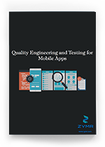 Quality-Engineering and Testing services for Mobile Apps