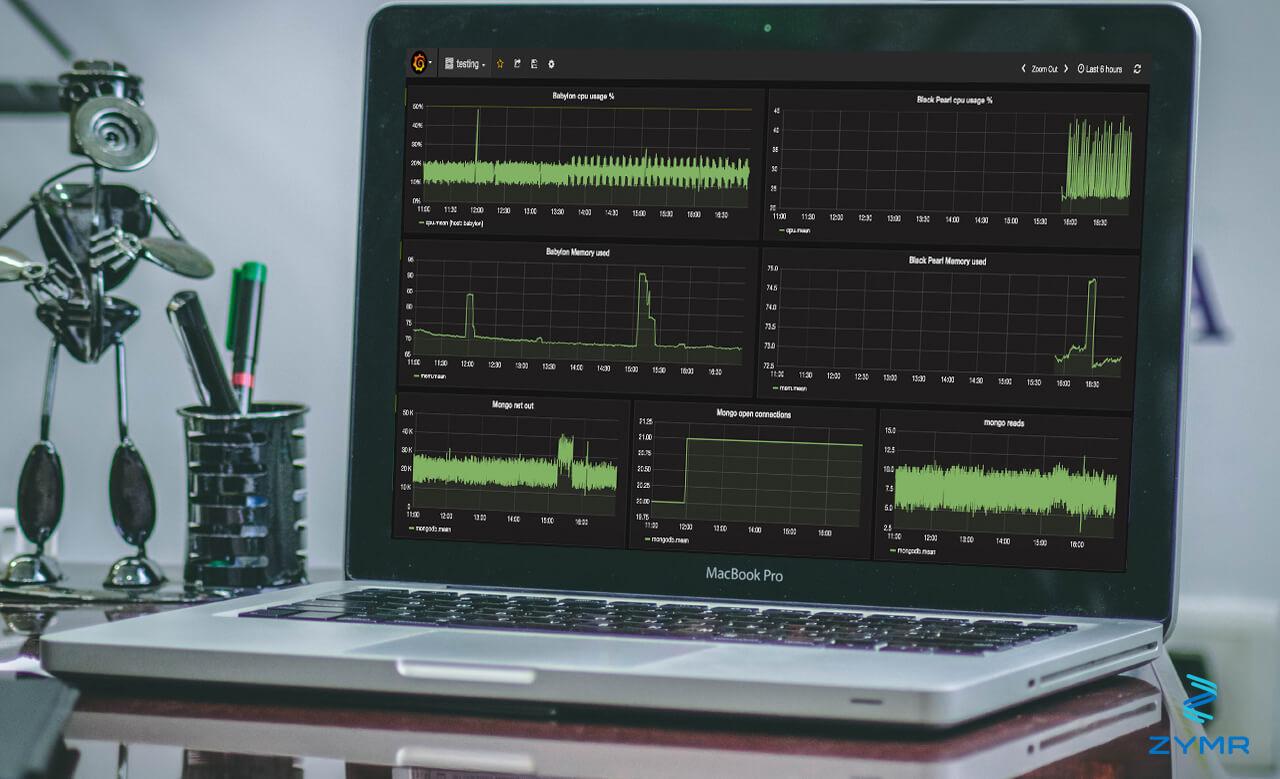Monitoring Telegraf-InfluxDB-Grafana - Zymr
