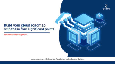 Build Your Roadmap cloud with these points