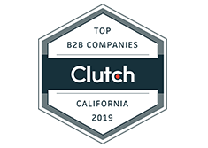 B2B Companies in California 2019