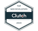 Clutch recognition Top Web developers