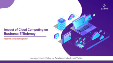 Impact of Cloud Computing on Business Efficiency