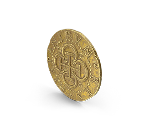 1 Gold Coin