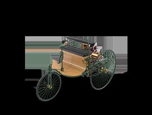 1 Benz Patent-Motorwagen