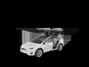 3 Tesla Modal X
