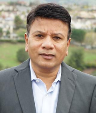 Haresh Kumbhani - CEO, Silicon Valley