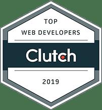Clutch top Web Developers_2019