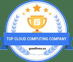 Top Cloud computing comapny